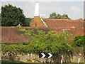 TQ6629 : Mabbs Hill Oast House, Lymden Lane, Stonegate, East Sussex by Oast House Archive