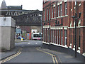 SJ9043 : Wood Street Longton by Phil Eptlett