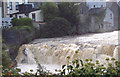 R1288 : Waterfalls at Ennistymon, County Clare by Maigheach-gheal