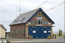 T2056 : Lifeboathouse, Courtown by Albert Bridge