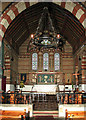 TL1645 : All Saints, Upper Caldecote, Beds - Sanctuary by John Salmon