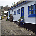 SW7214 : Alley in Cadgwith by Maigheach-gheal
