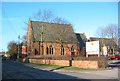 SJ6146 : St Andrew's Methodist Church, Aston by Espresso Addict