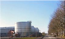 SS9279 : Bridgend Industrial Estate by kenneth rees
