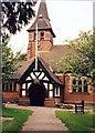 SJ6269 : St Mary's Church Whitegate by Eddie Mellor
