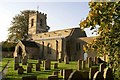 TL1596 : St Mary's Church, Orton Waterville by Chris Stafford