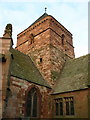 NT5981 : St Mary's Church Tower and Doocot, Whitekirk by Lisa Jarvis