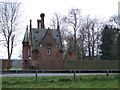 TG1216 : Morton Hall Lodge, Attlebridge by Ian Robertson