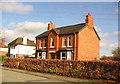 SJ6852 : Victorian villa, Wistaston Road, Willaston by Espresso Addict