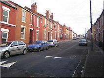 SK3790 : Sheffield: Birdwell Road, Grimesthorpe by Nigel Cox