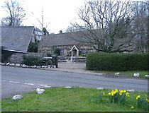 ST2789 : Croesllanfro farm by Roger Cornfoot