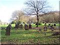 SU8425 : Graveyard near Robins by Maigheach-gheal
