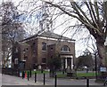 TQ2681 : St Mary's Church, Paddington Green, W2 by John Salmon