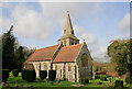 SU5440 : All Saint's Church, East Stratton by Peter Facey