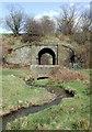 SE0733 : Denholme Beck Railway Bridge by Paul Glazzard
