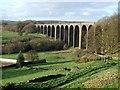 SE0735 : Hewenden Viaduct by Paul Glazzard