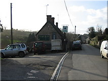 ST7156 : The Apple Tree Inn, Shoscombe by Phil Williams