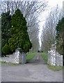ST6865 : North Breach, near Corston by Roger Cornfoot