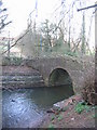 ST7058 : The Cam Brook near Splott Farm by Phil Williams