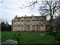 SP1392 : Pype Hayes Hall, rear view. by Roy William Shakespeare