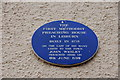 J2664 : John Wesley plaque, Lisburn (3) by Albert Bridge