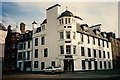 NR7120 : White Hart Hotel, Campbeltown by Harold Ralston