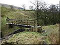 SD7616 : Bridge over Red Brook by liz dawson