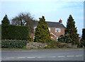 SJ7665 : Pewitt Hall Farm near Holmes Chapel by michael ely