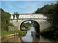 SJ6761 : Morris Bridge No 15 by Suse