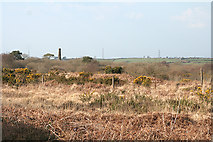 SX0259 : St Austell: near Bugle by Martin Bodman