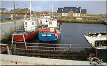 F6629 : Saleen Harbour, Mullet Peninsula by Robert Bone