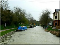 SU0061 : Kennet and Avon canal, near Northgate Street bridge, Devizes by Brian Robert Marshall