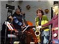 SJ9868 : Jazz Band by Dave Wilcox