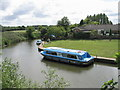 TG3325 : Dilham Staithe, The Norfolk Broads. by Peter Wasp