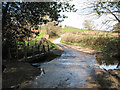 TQ3930 : The Ford nr Birchgrove Horsted Keynes by Dave Spicer