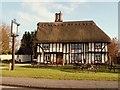 TL3949 : 'The Royal Oak' inn at Barrington by Robert Edwards