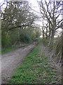 SP6937 : Public Bridleway by Mr Biz