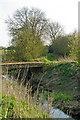 TL3371 : Conger Lane near Holywell by David Bartlett