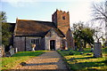 TL1391 : All Saints Church, Morbourne by Julian Dowse