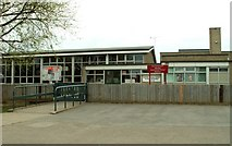 TL7521 : John Ray County Junior School by Robert Edwards