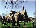 SE1528 : St. Mark's Parish Church, Low Moor by Paul Glazzard