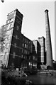 SD9103 : Royd Mill, Hollinwood by Chris Allen