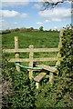 SJ4252 : Cheshire by Stile by Geoff Evans