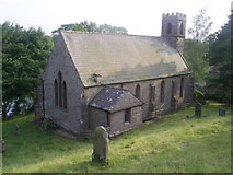 St Theobald's Church, Great Musgrave by William Metcalfe