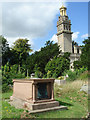 ST7367 : Beckford's Tower by Ray Beer