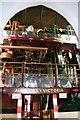 SO8693 : Bratch - steam pumping engines by Chris Allen