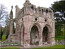 NT5931 : Dryburgh Abbey by Phil Catterall