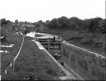 SU2462 : Crofton Top Lock No 55, Kennet and Avon Canal by Dr Neil Clifton