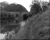 SU2263 : Burbage Wharf Bridge, Kennet and Avon Canal by Dr Neil Clifton