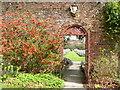 TQ0514 : Gardens Parham House by Chris Gunns